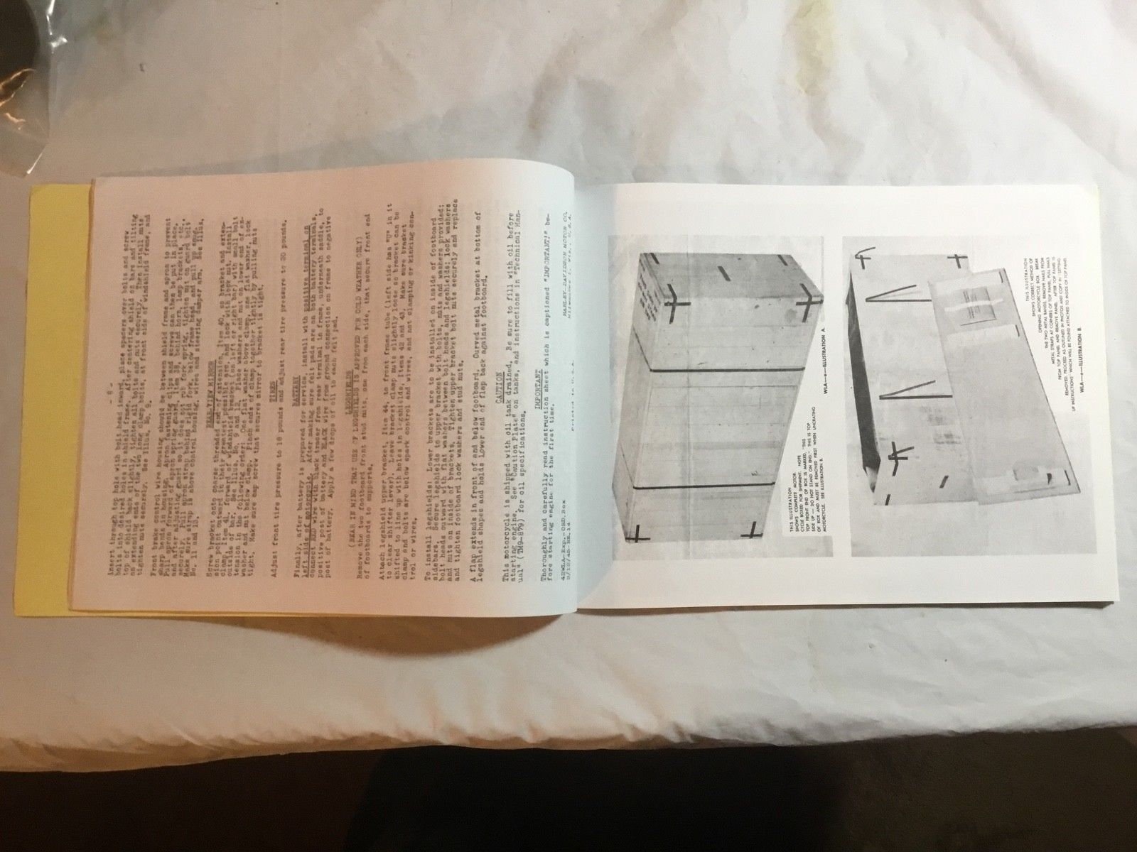 harley fxr jiffy stand instructions