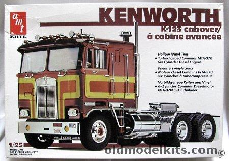 amt model kit t560 instructions