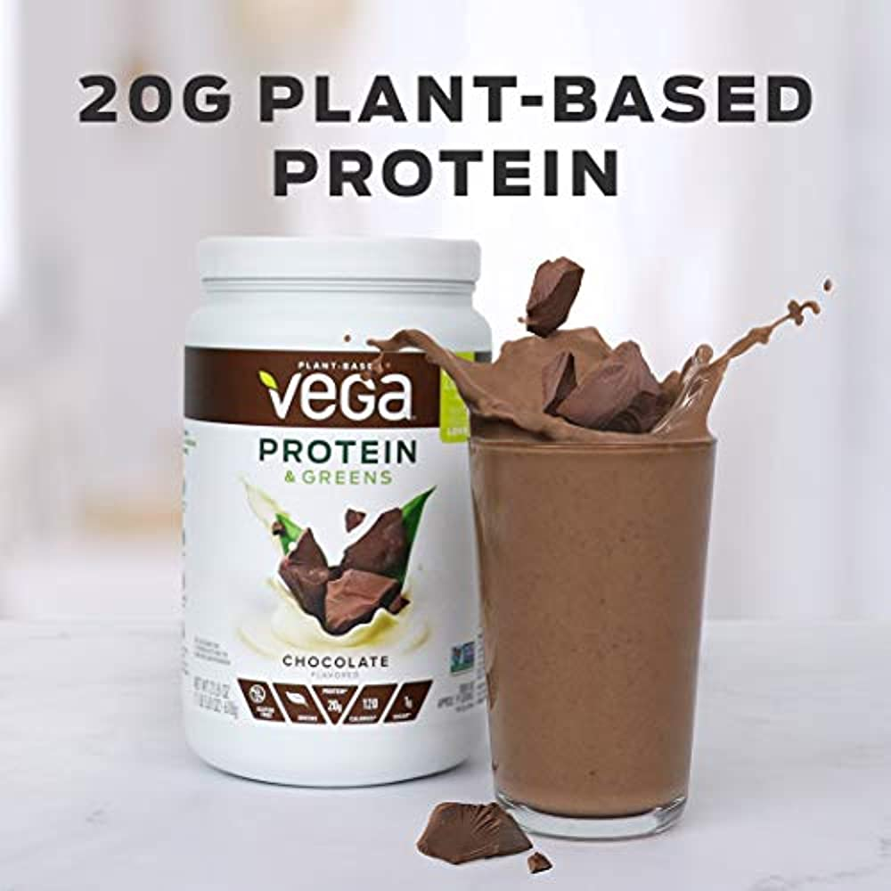 vega chocolate and greens instructions