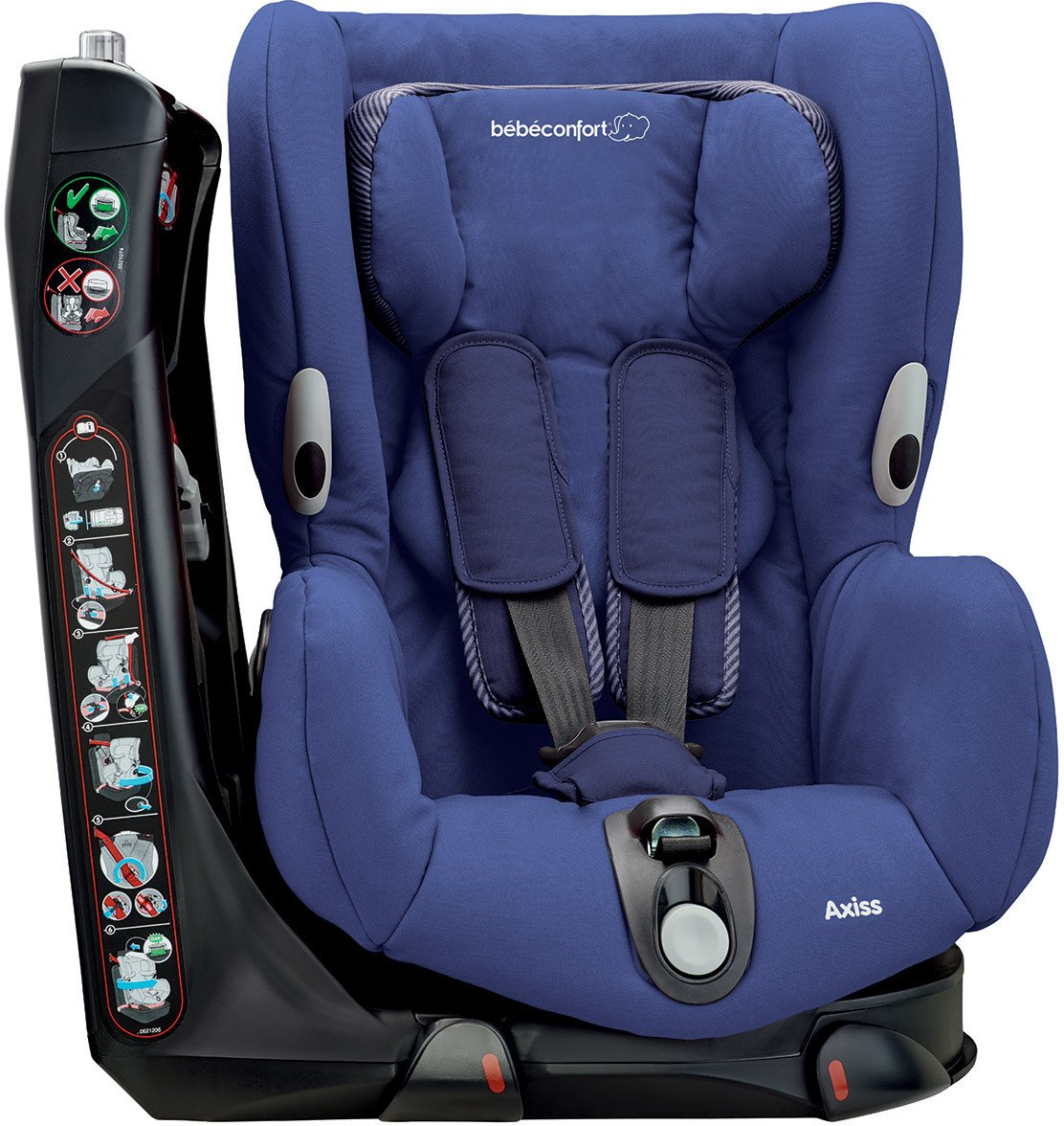 bebe confort oxygen car seat instructions