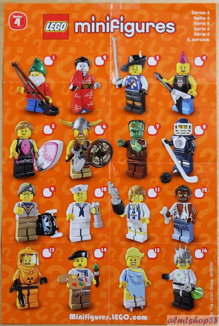 lego 7 eleven instructions