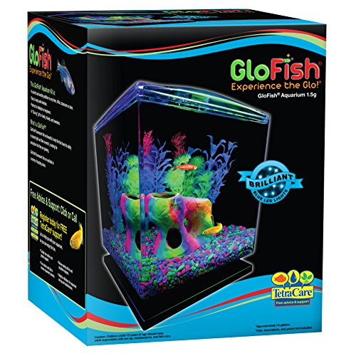 tetra 5 gallon led aquarium kit instructions
