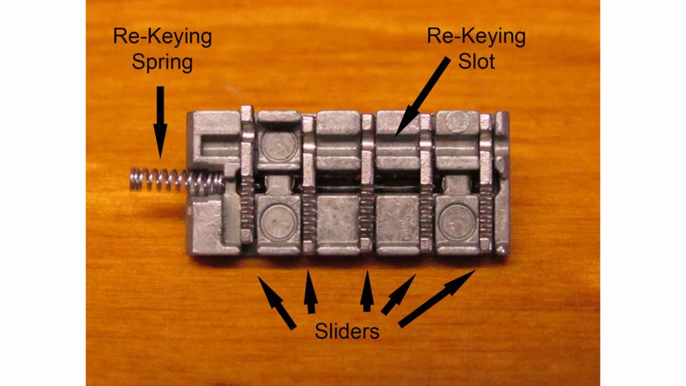 weiser smart key rekey instructions