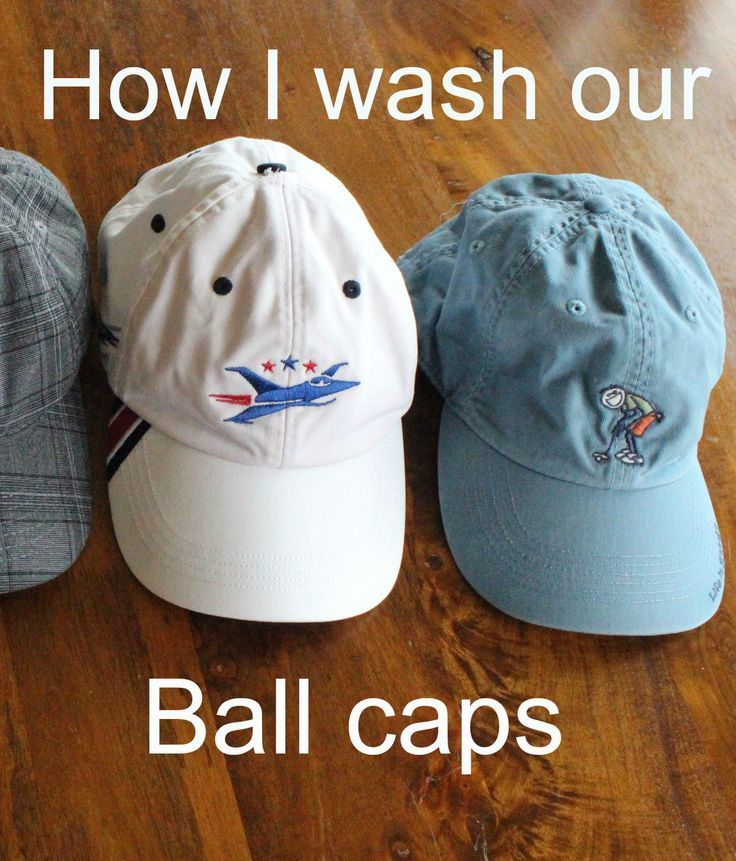 instructions for washing hats in dishwasher