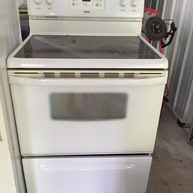 old kenmore self-cleaning oven instructions