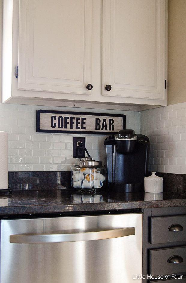 coffee pot instructions signs