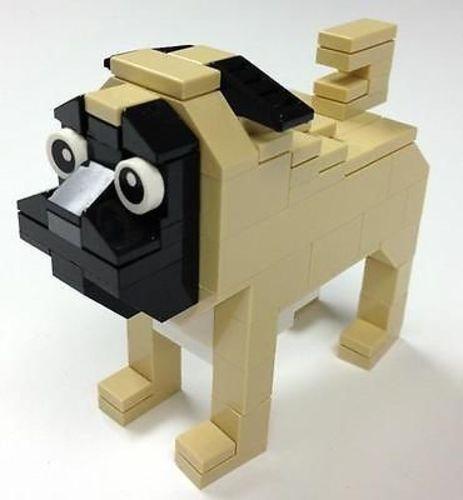 lego friends pug house instructions