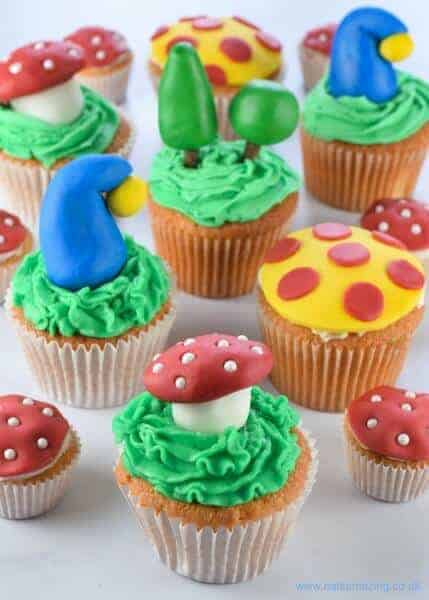 baby cupcake maker instructions