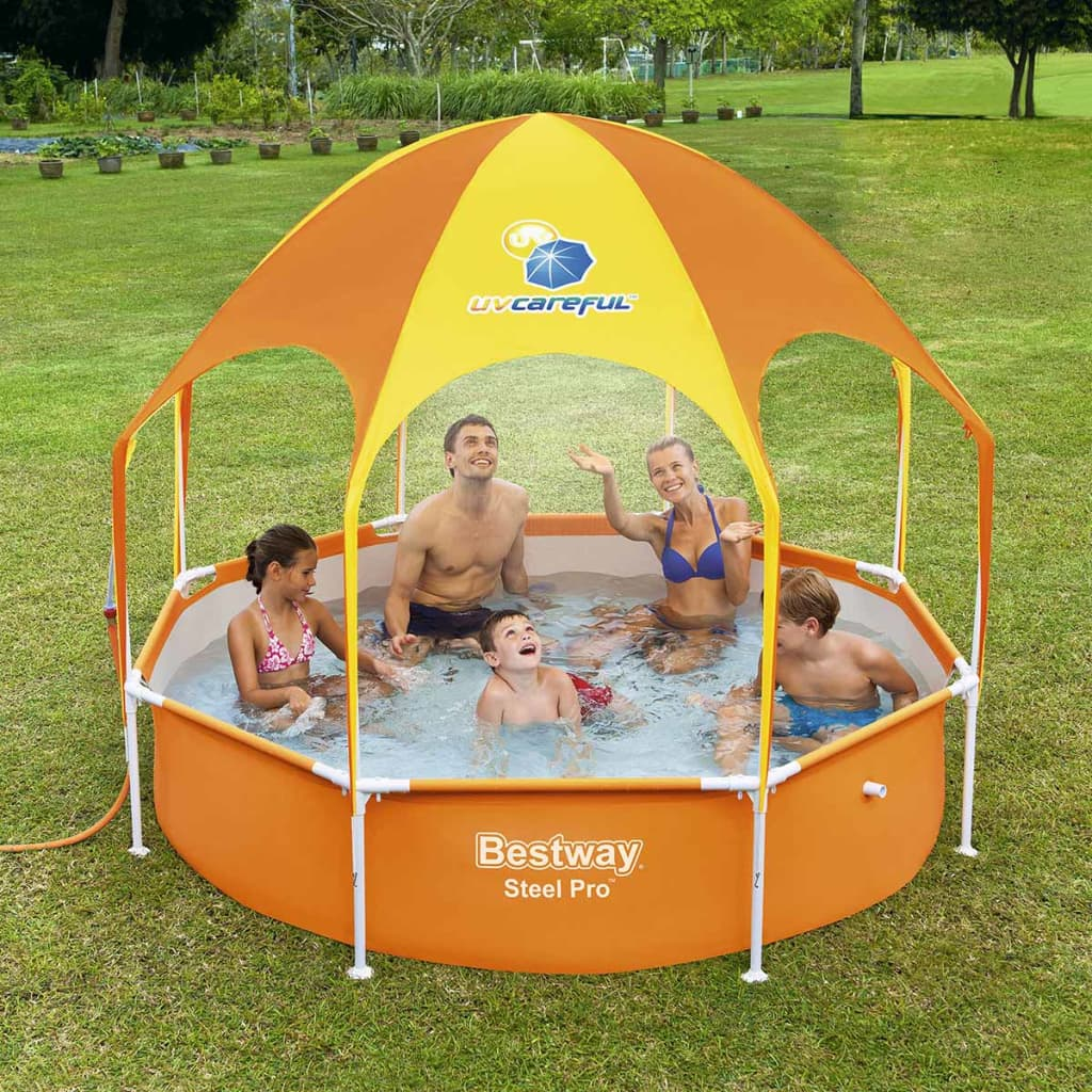 bestway 15ft pool instructions