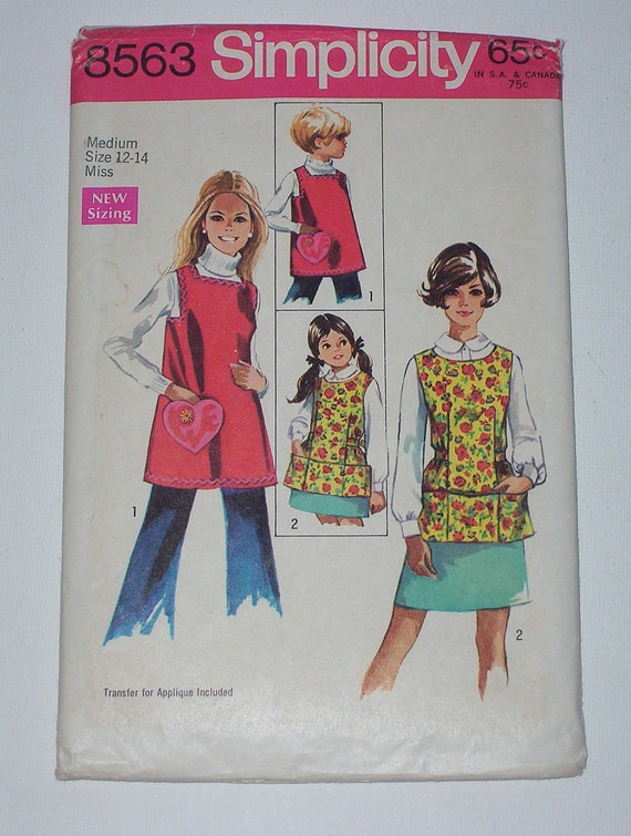 pattern instructions for simplicity 9143 apron free