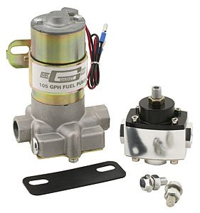 mr gasket electric fuel pump instructions