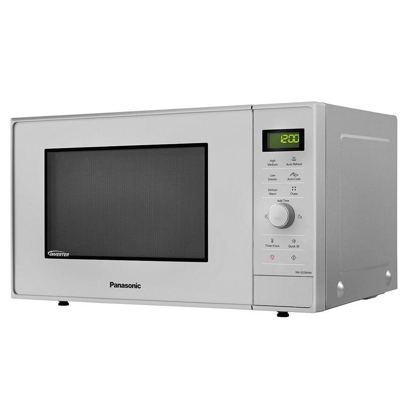 panasonic inverter microwave instructions uk