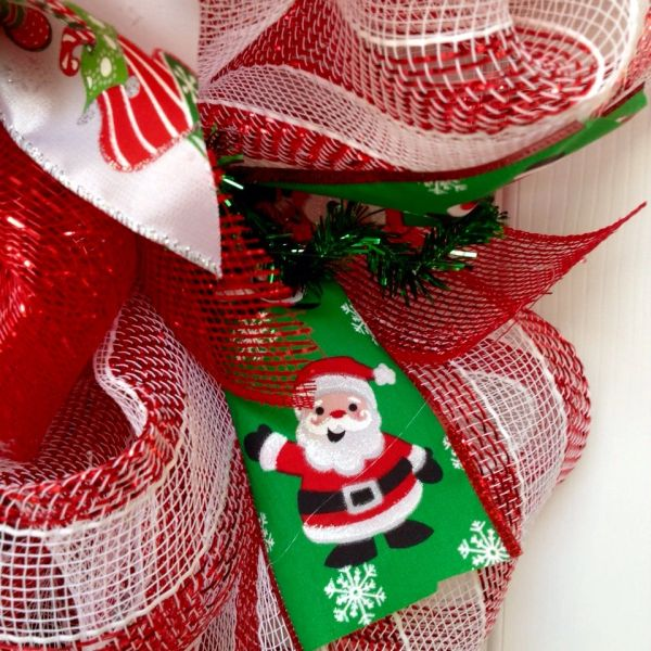 mesh santa claus instructions 3