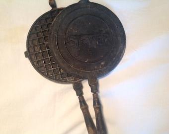 westinghouse waffle maker instructions