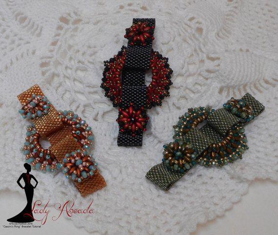 bead and weave bracelet set instructions
