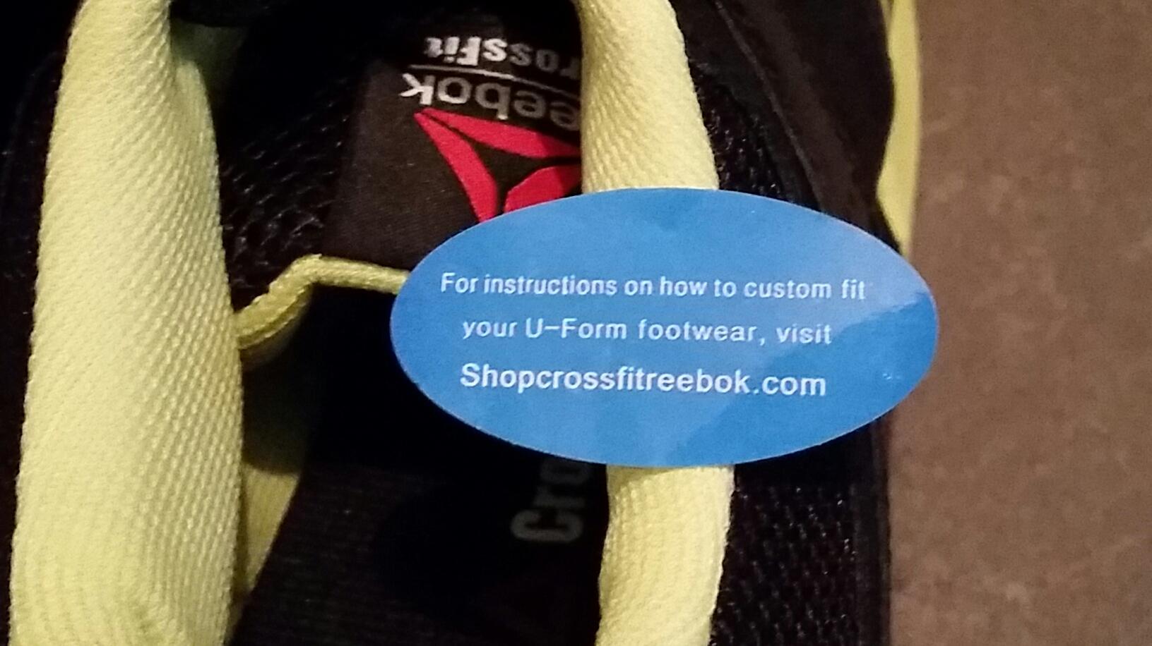 shopcrossfitreebok u form instructions