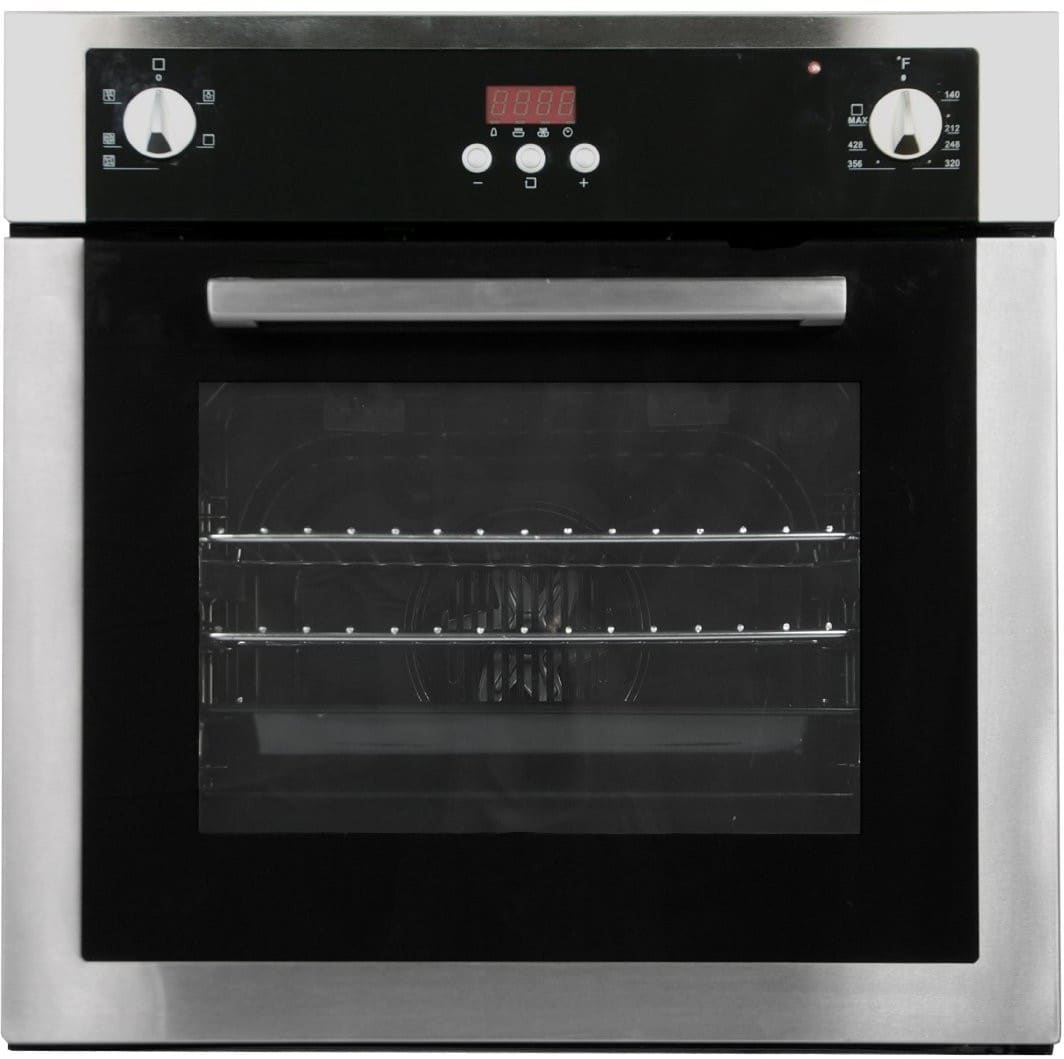 basic instruction oven with electric stove system