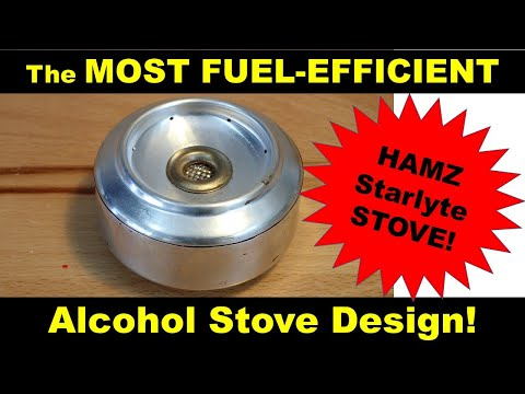 boat alcohol stove instructions