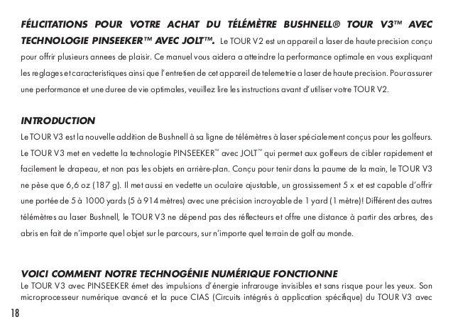 bushnell tour v2 instructions