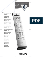 shaw pvr manual instructions