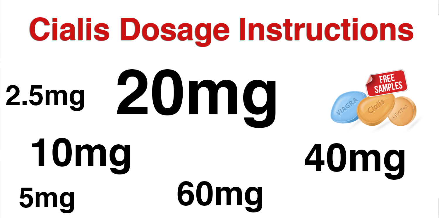 cialis 10mg dosage instructions