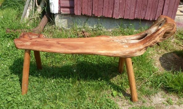 instructions to build cedar bench