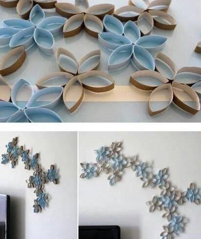 des instructions pour faire un bricolage papillon materiel
