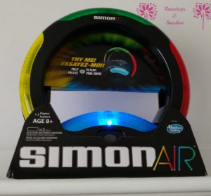 simon air game instructions 2016
