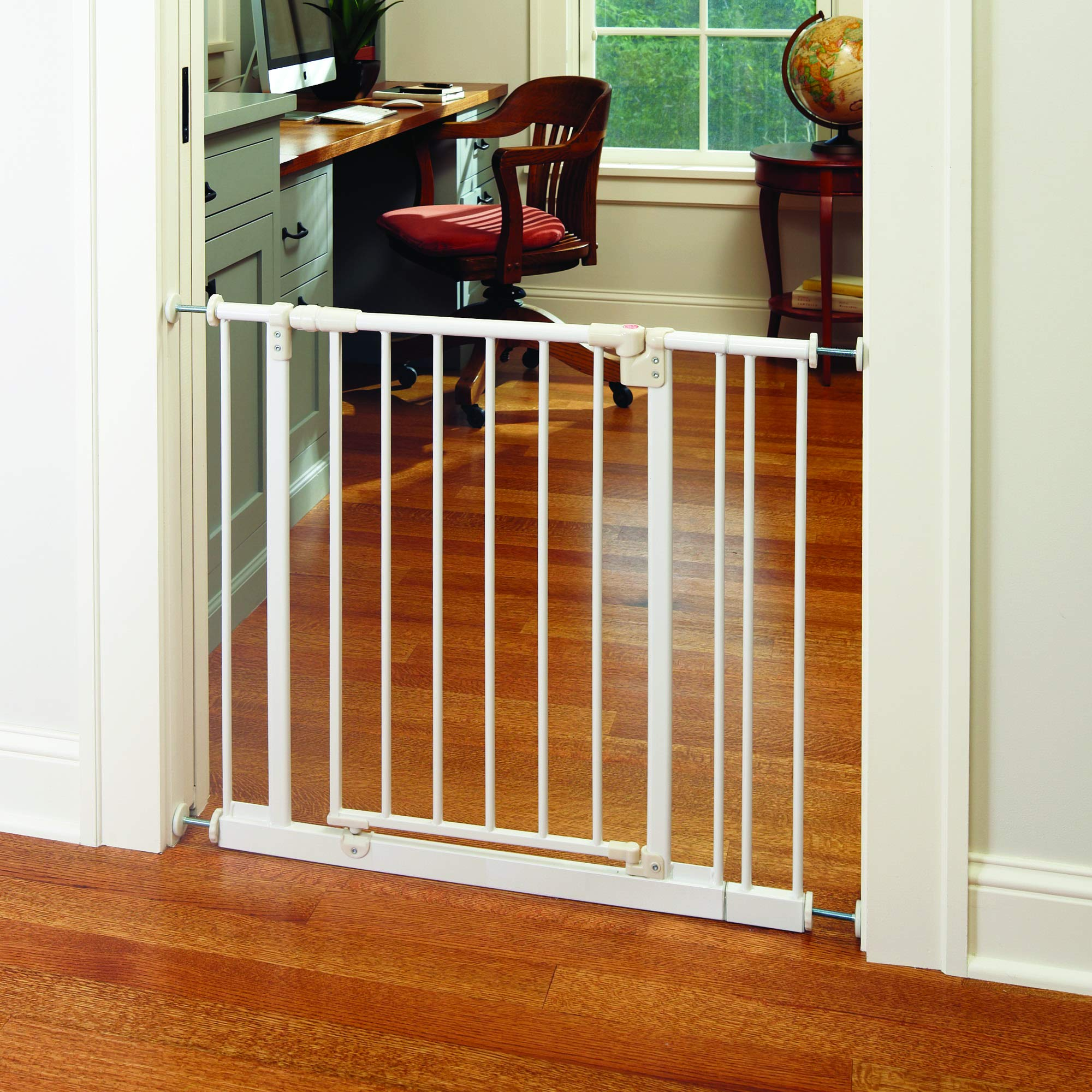 evenflo top of stair plus gate instructions