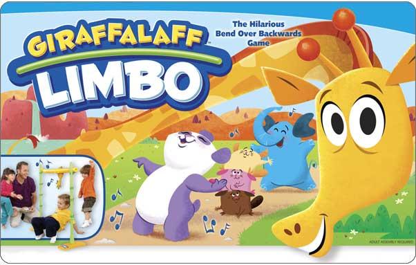giraffalaff limbo game instructions