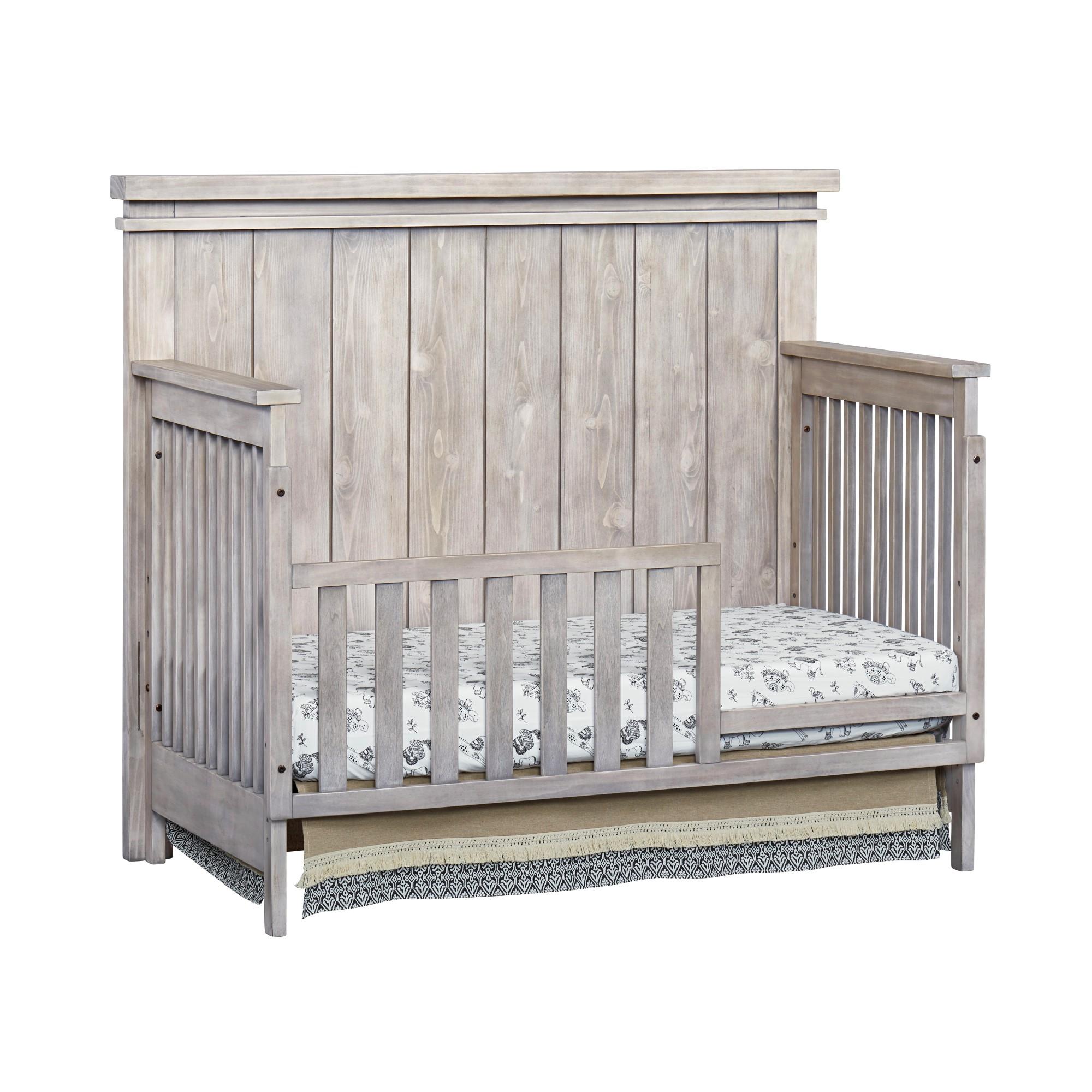 hampton convertible crib instructions