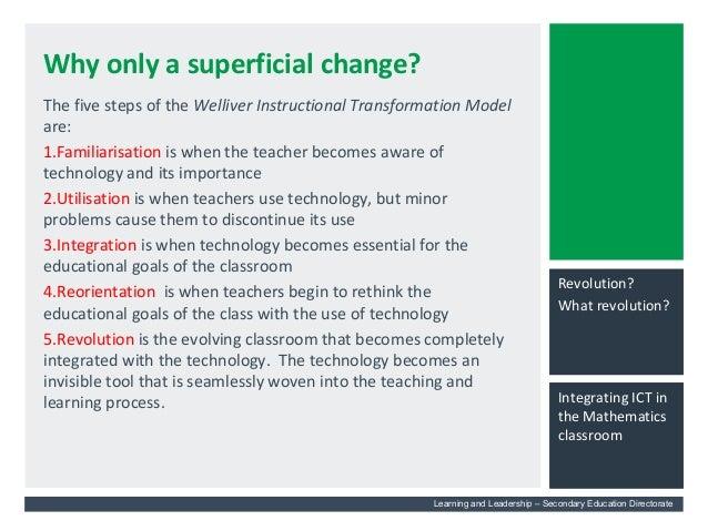 importance of instructional models
