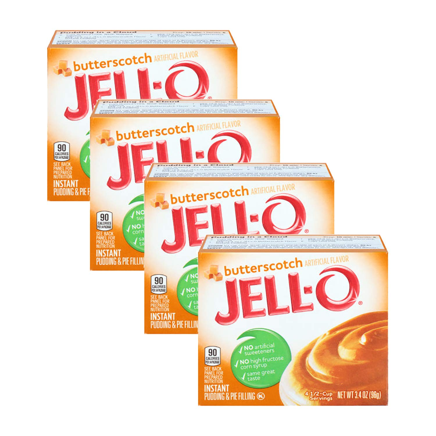 jello instant pudding pie filling instructions 5.9 oz