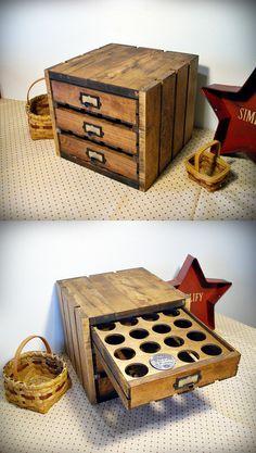 keurig storage drawer instructions