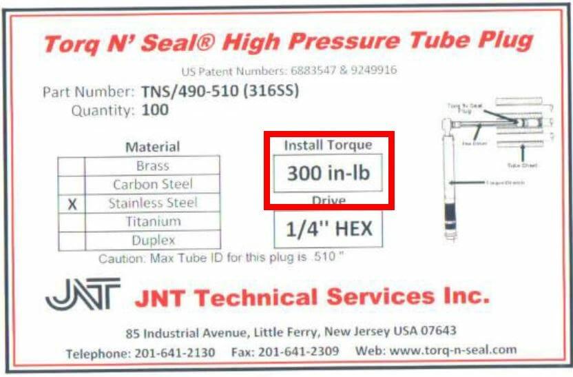 kor-n-seal installation instructions