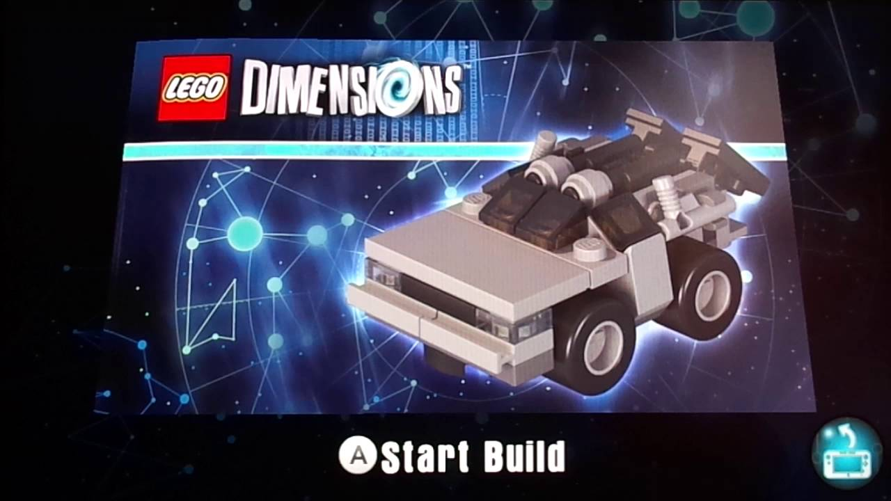 lego dimensions movie instructions