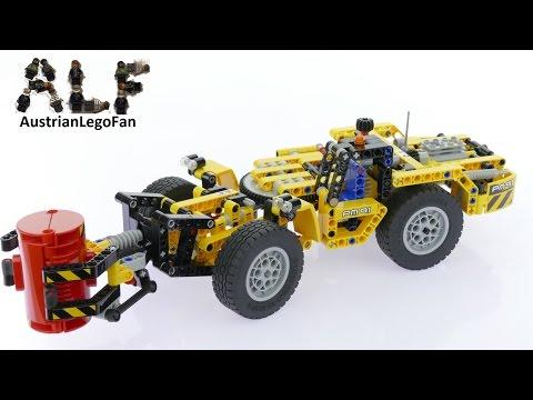 lego mine loader instructions