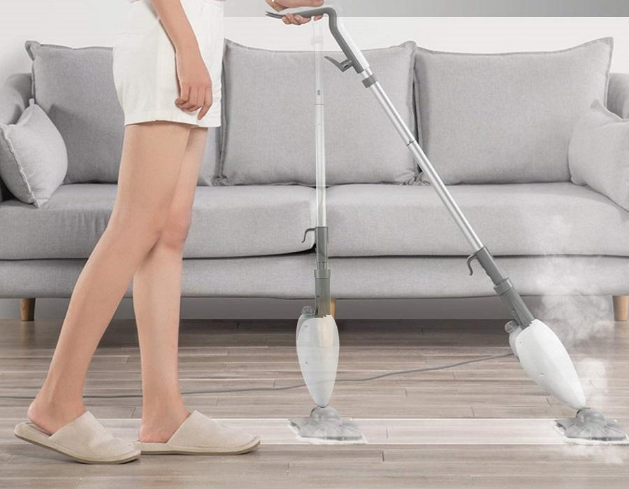 light n easy steam mop ht824 instructions