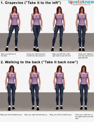 line dance instructions lyrics