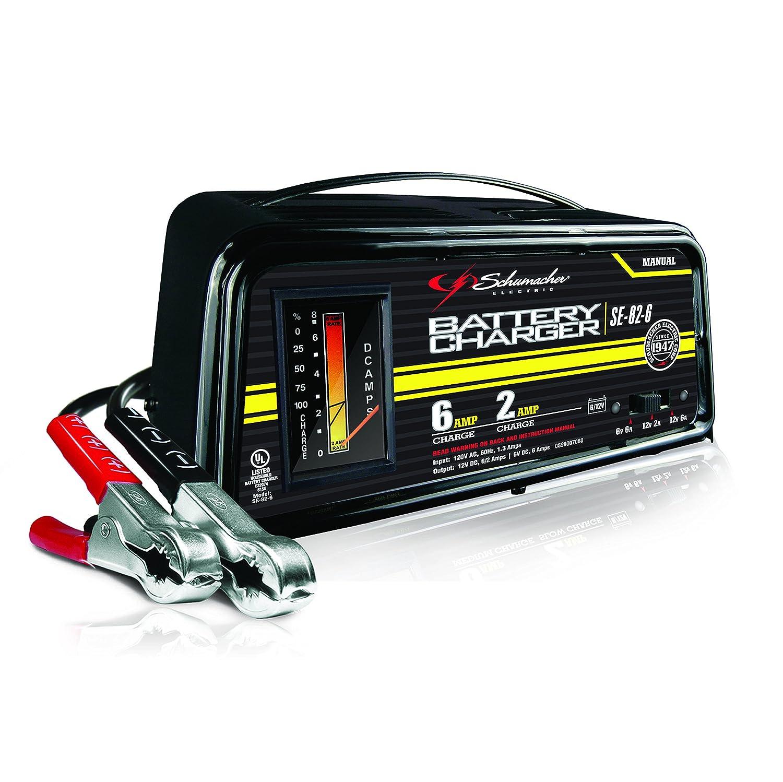 motomaster battery charger instructions 6 12v