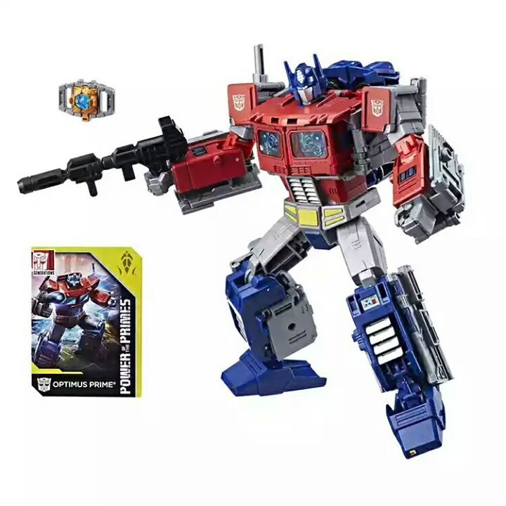 optimus prime 2007 toy instructions