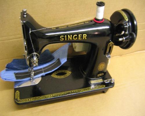 singer instruction book model 99