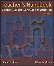 teachers handbook contextualized language instruction