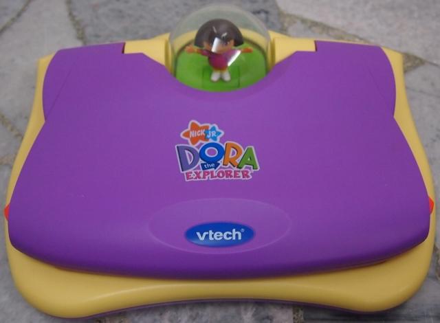 vtech dora the explorer laptop instructions